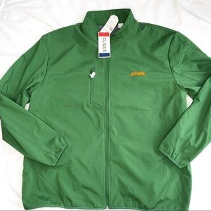 Stihl lightweight fleece lined jacket size XXL